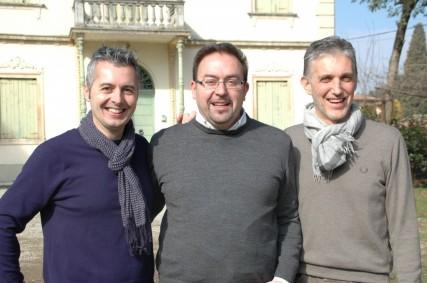 Gianfranco-Dalla-Valentina-Gianluigi-Mazzi-e-Gianmichele-Bianco-di-PerSona-al-Centro-1024x680