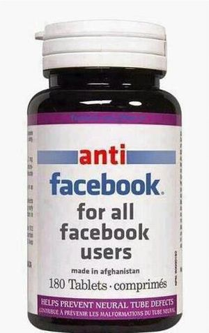 E' provato. Facebook provoca la gastritenervosa.