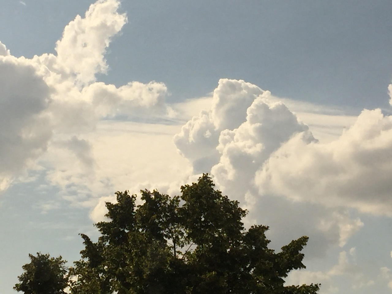 Nuvole Pensieri